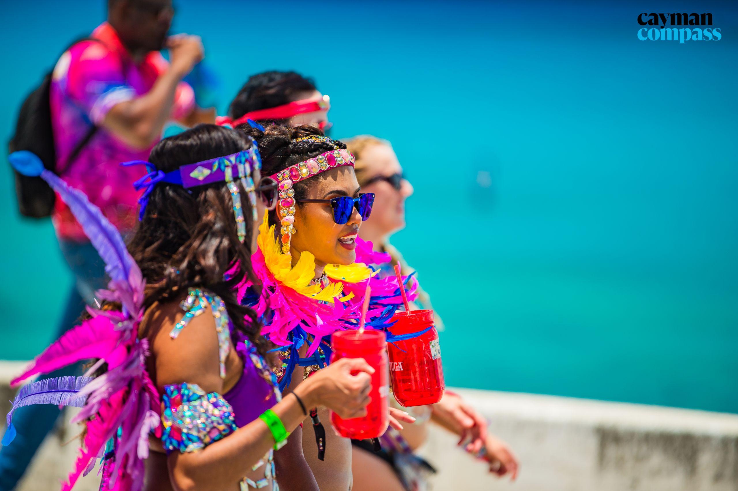 CayMas Festival Costumes